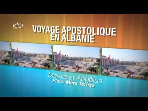 Messe du Pape François en Albanie et Angélus