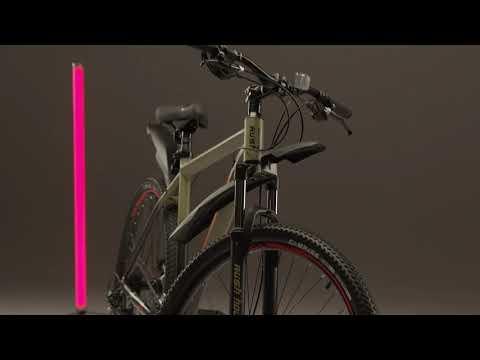 """Велосипед горный 29"""" XS935 DISC AL 24ск RUSH HOUR"""