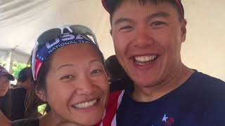DCH Dragon Boat Thanks Coach Randy Ng