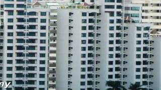 preview picture of video 'Penang Short Term Rental Holiday Seaview Service Apartment'
