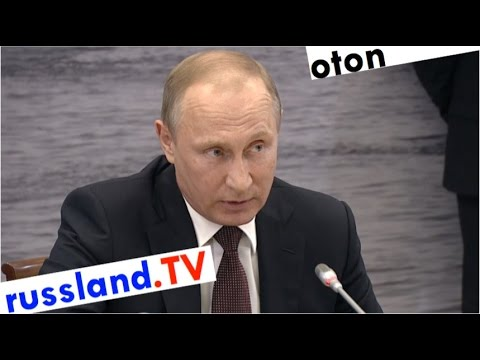 Putin zu Olympia-Aus und Doping auf deutsch [Video]