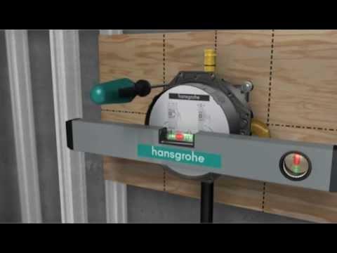 Hansgrohe ibox tech