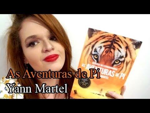 As Aventuras de Pi - Yann Martel