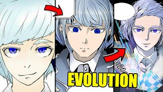 Evolution of Tower of God Art - Characters
