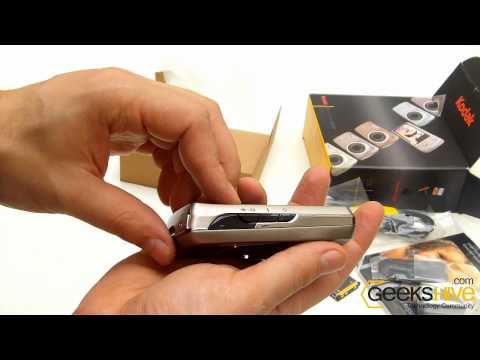 Kodak Easyshare M550 Digital Camera - Unboxing by www.geekshive.com