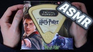 ASMR - Harry Potter Trivial Pursuit (German/Deutsch)