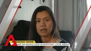 Christchurch Shootings: Singaporean Living In The Area Describes Lockdown