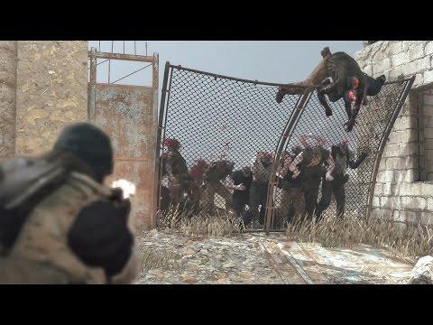 [Official] METAL GEAR SURVIVE: TGS 2016 GAME PLAY DEMO   KONAMI (ESRB) thumbnail
