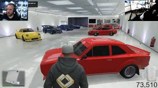 GTA 5 ONLINE Episode 21 / (NOT PG) with my dad