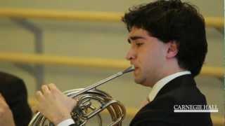 Carnegie Hall Horn Master Class: Strauss's Ein Heldenleben