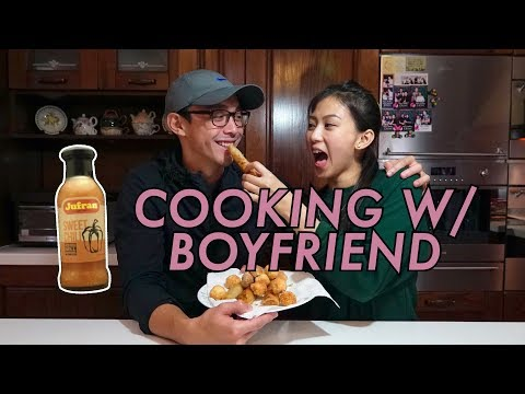 Cooking With Boyfriend by Alex Gonzaga