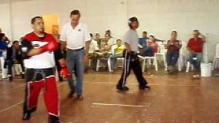 preview picture of video 'torneo de karate en altar 2009'