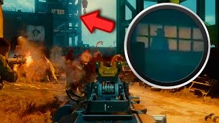 Why Was THE SHADOWMAN Seen On ASCENSION In BLACK OPS 3!?