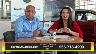 July 2017 Toyota of Laredo Infomercial