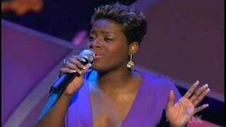 Fantasia Live in Concert -- Day Dreaming and Ain't Gonna Beg