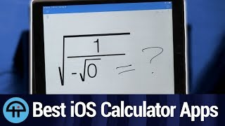 Calculator Apps for the iPad