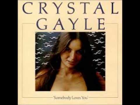 Crystal Gayle - I'll Get Over You (1975).