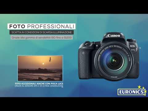 CANONEOS 77D + EF-S 18-55MMBlack