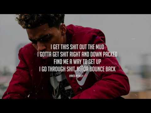 Lucas Coly - Ride For You 💑 (Lyrics Video)