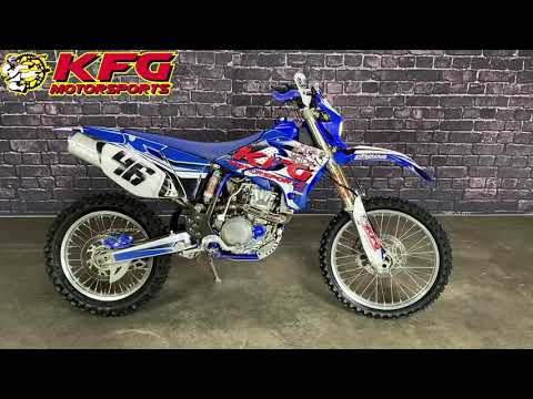 2006 Yamaha WR450F in Auburn, Washington - Video 1