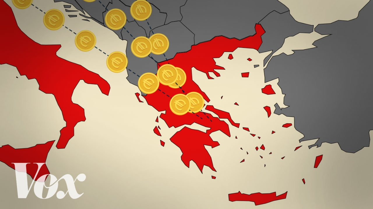 How the euro caused the Greek crisis thumbnail