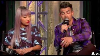 """The Members Of DNCE Discuss Their Single, """"Body Moves,"""" And Their History As A Group 