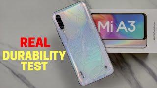 Xiaomi Mi A3 Durability Test | SCRATCH WATER BEND DROP | Gupta Information Systems | Hindi
