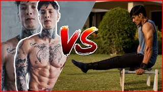 Workout like Chris Heria | Full Body Workout ( No Equipment )