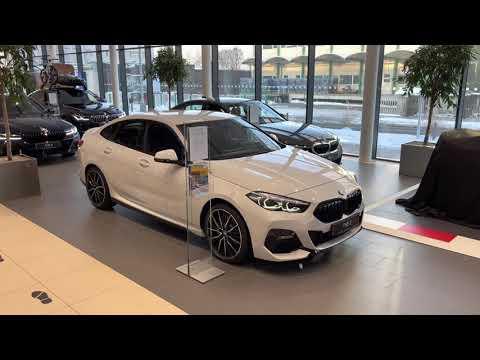 BMW 220d xDrive Gran Coupé