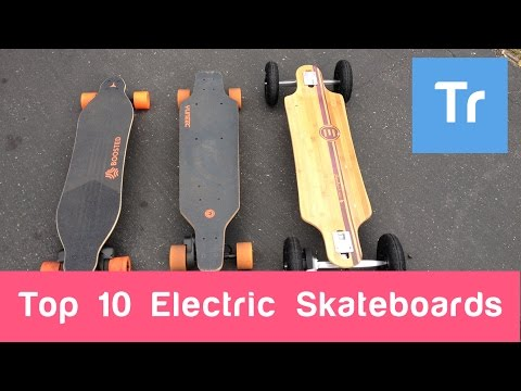 Top 10 electric skateboards to buy