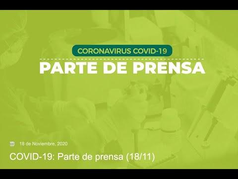 Coronavirus, mercedes iberó, informe