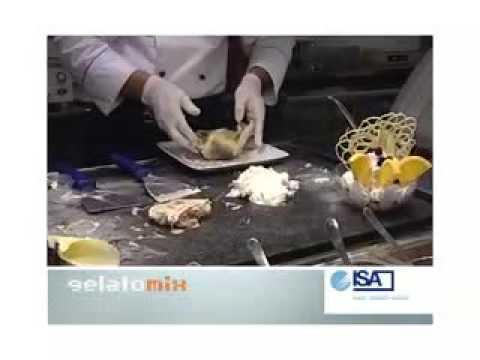video 3, Vitrine à glace GN1/6 & GN1/9 à la spatule