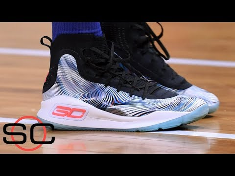 c81cdd6b3d7 Will Steph Curry s Under Armour Curry 4 be a success