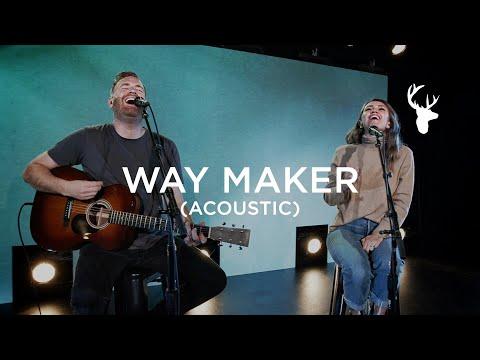 Way Maker + Cornerstone