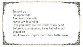 Charlie Wilson - Once and Forever Lyrics