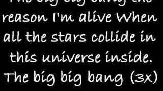rock mafia ft. Miley Cyrus - the big bang lyrics