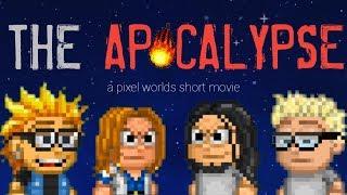 The Apocalypse | Pixel Worlds Short Movie