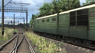 ВЛ10-1535 в RailWorks (Train Simulator 2015)