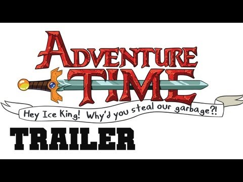 ADVENTURE TIME Video Game Official Trailer