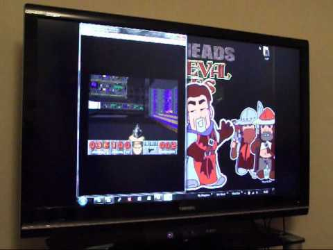Man Plays Zelda With Kinect