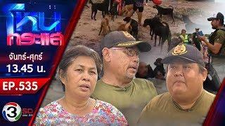 เกาะติดสถานการณ์น้ำท่วม สุนัขติดเกาะ 500 ตัว ตายแล้วกว่าร้อยตัว l EP.535 l 11 ก.ย.62 l#โหนกระแส