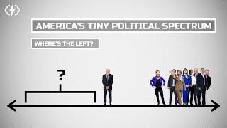 America's Stunted Political Spectrum