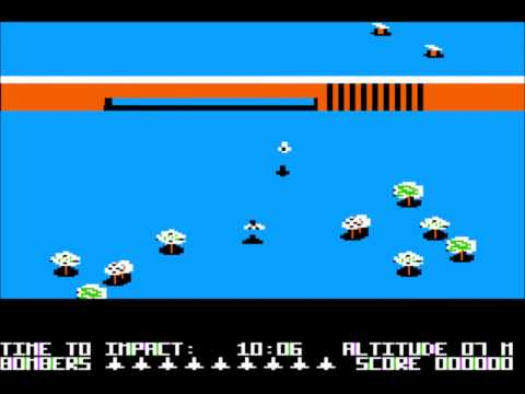 Raid Over Moscow for the Apple II