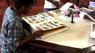 World Book Day Celebration: Chennais Connemara Library Displays Century-old Books