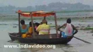 Rudrasagar Lake and boating