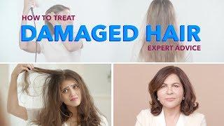 Treatments For Damaged Hair | Dr. Bindus Expert Advice