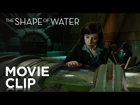 The Shape of Water (Clip 'Lab Encounter')