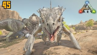 Fire Wyvern Baby Timelapse | ARK: Scorched Earth Ep. 45