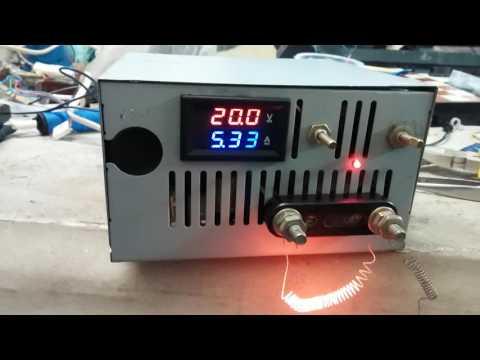 Блок питания/ зарядное устройство 10A  28V