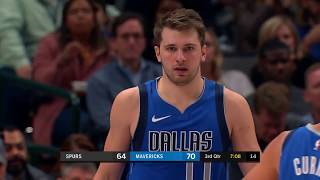 Dallas Mavericks Highlights vs  San Antonio Spurs